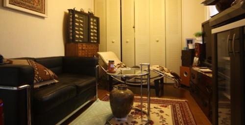 アンティーク家具が映えるお住まいに中古マンションリフォーム
