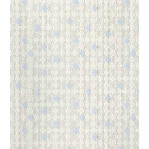 拡大すると、やさしいトーンの十字型のドットがいっぱいの、かわいい壁紙です!