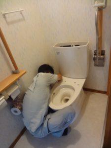 トイレ交換8