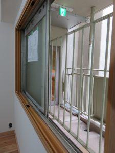 こんな感じで窓用レールが2セット分になりました。